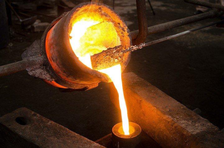 Produkte aus Metall: Gussteile