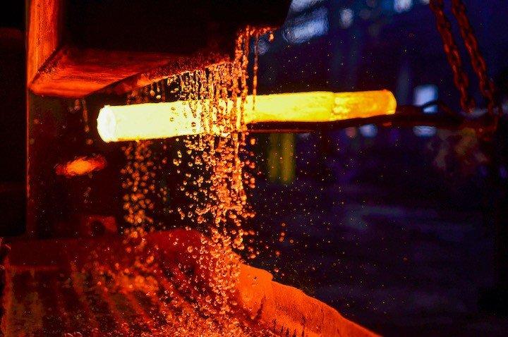 Produkte aus Metall: Schmiedeteile