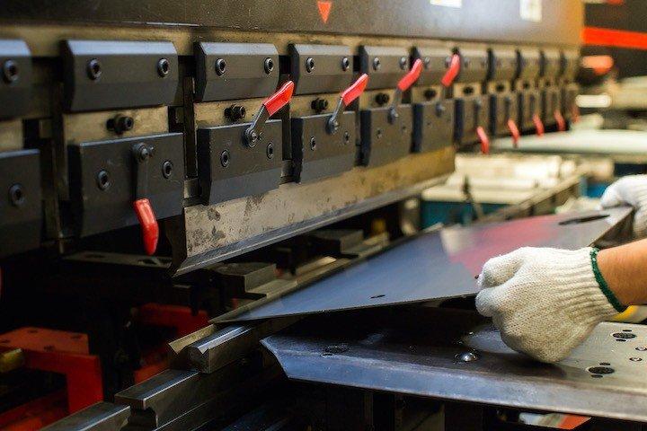 Produkte aus Metall: Stanz- und Umformteile